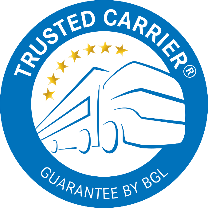 Logo BGL Trusted Carrier